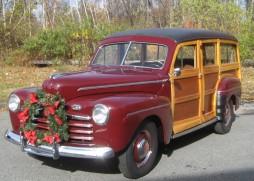 1946 Ford Woody Wagon